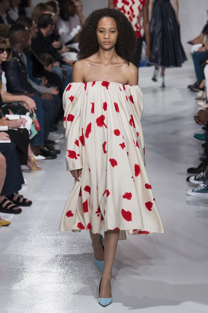 Calvin Klein весна-лето 2018 фото №53