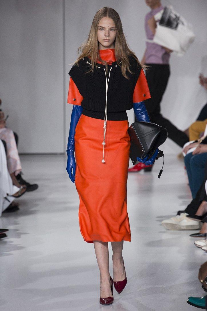 Calvin Klein весна-лето 2018 фото №61