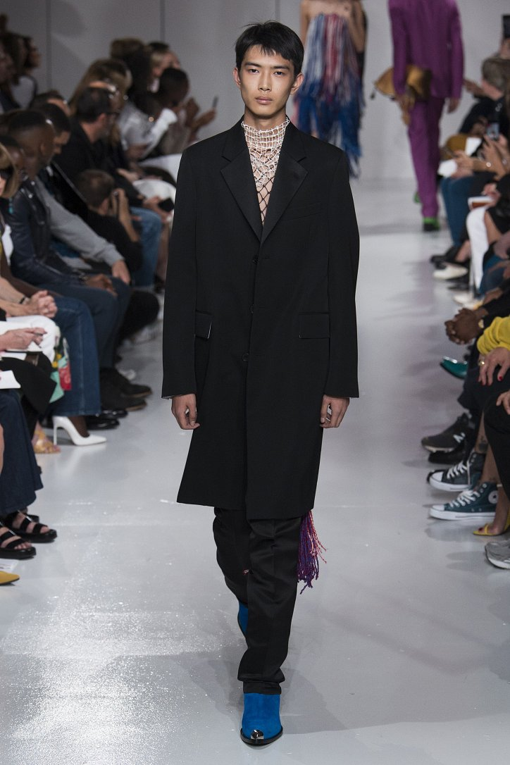 Calvin Klein весна-лето 2018 фото №74