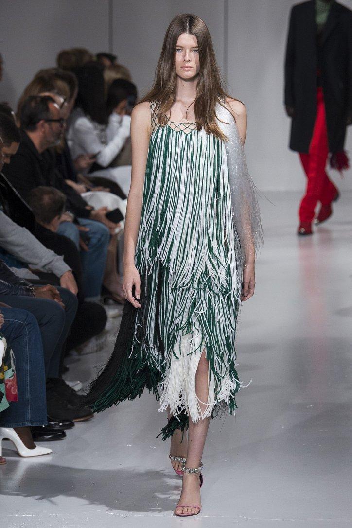 Calvin Klein весна-лето 2018 фото №76