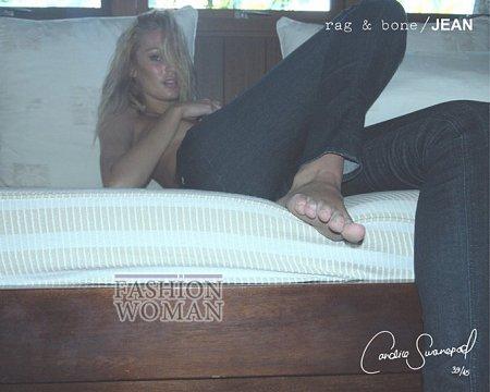 Candice Swanepoel в рекламе Rag  фото №3