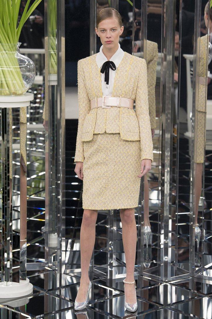 Chanel Haute Couture весна 2017 фото №2