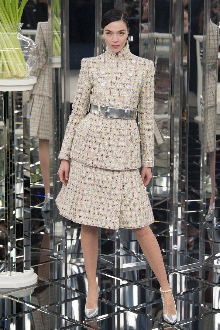 Chanel Haute Couture весна 2017 фото №4