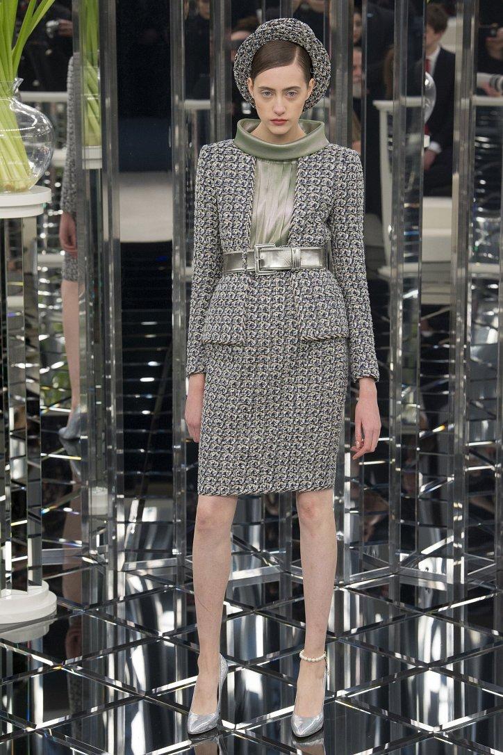 Chanel Haute Couture весна 2017 фото №5