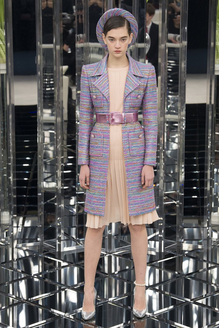 Chanel Haute Couture весна 2017 фото №6
