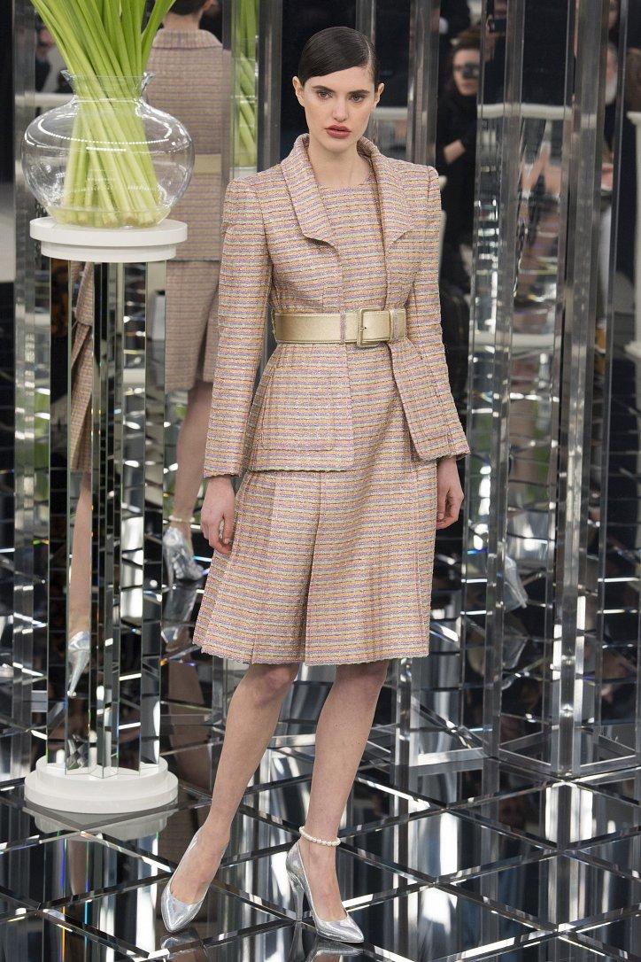 Chanel Haute Couture весна 2017 фото №7