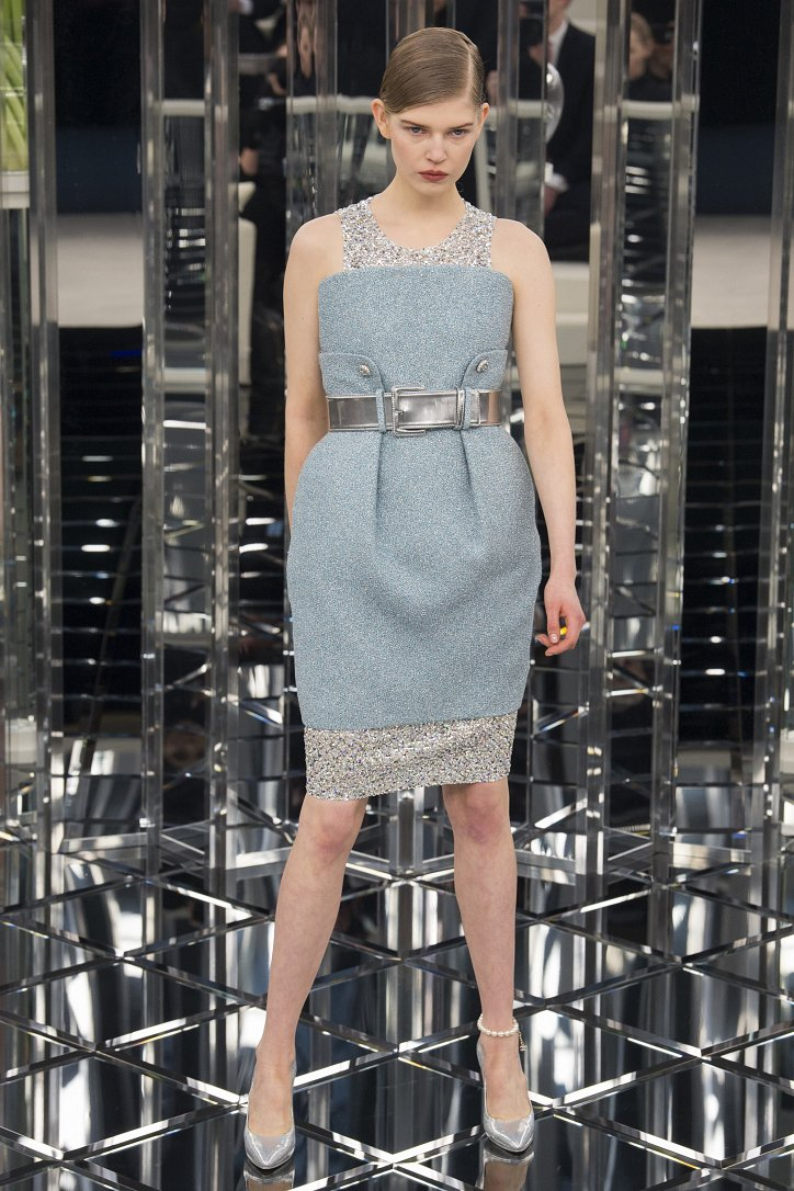 Chanel Haute Couture весна 2017 фото №10