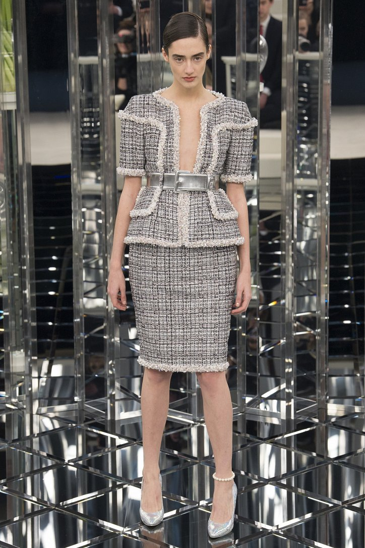 Chanel Haute Couture весна 2017 фото №11