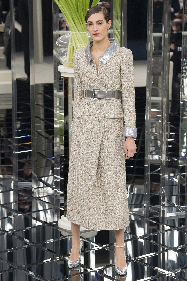 Chanel Haute Couture весна 2017 фото №12