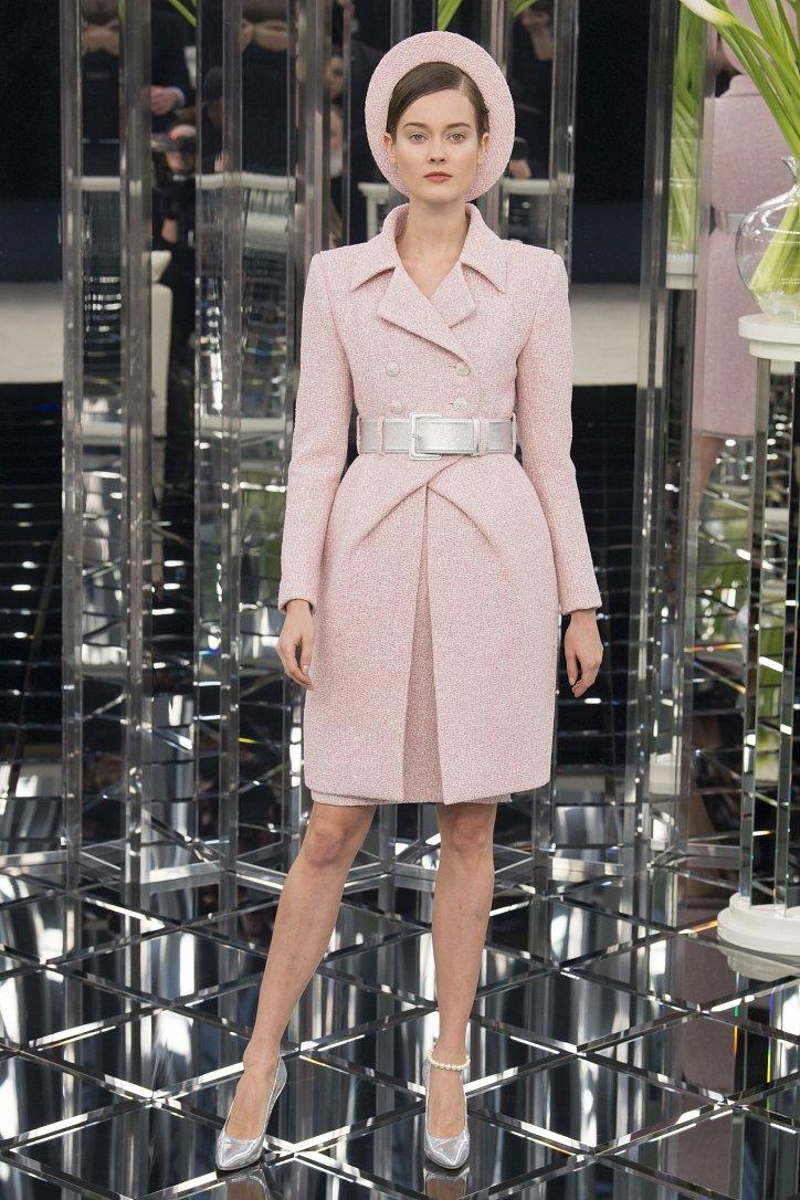 Chanel Haute Couture весна 2017 фото №13