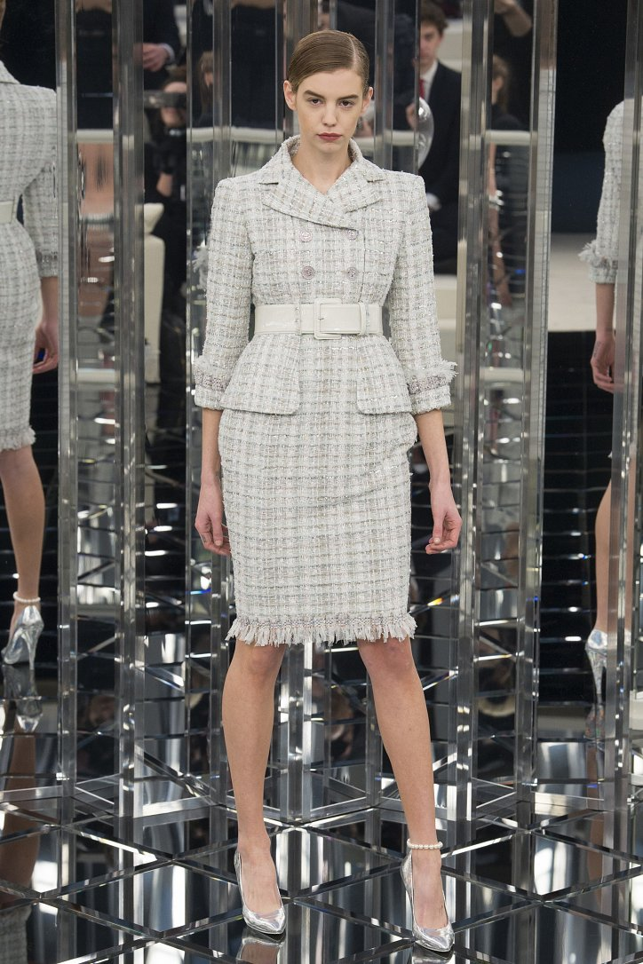 Chanel Haute Couture весна 2017 фото №15