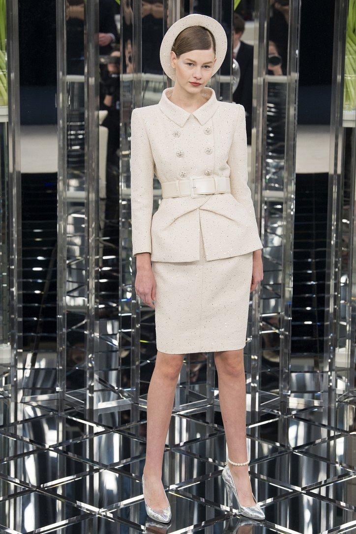 Chanel Haute Couture весна 2017 фото №19