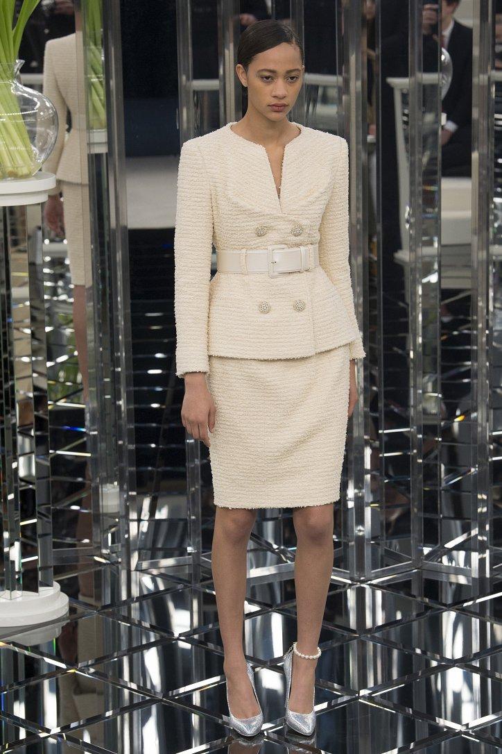 Chanel Haute Couture весна 2017 фото №21