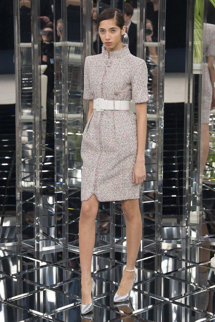 Chanel Haute Couture весна 2017 фото №22
