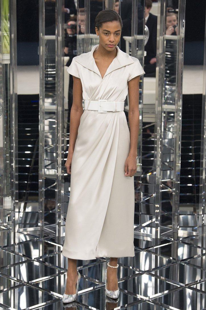 Chanel Haute Couture весна 2017 фото №28