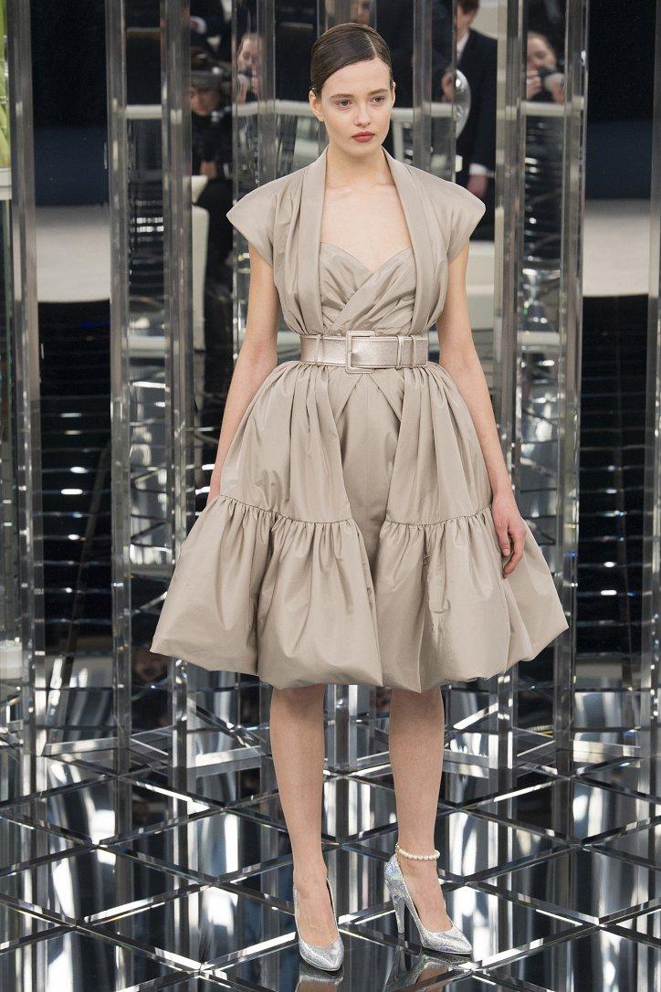 Chanel Haute Couture весна 2017 фото №29