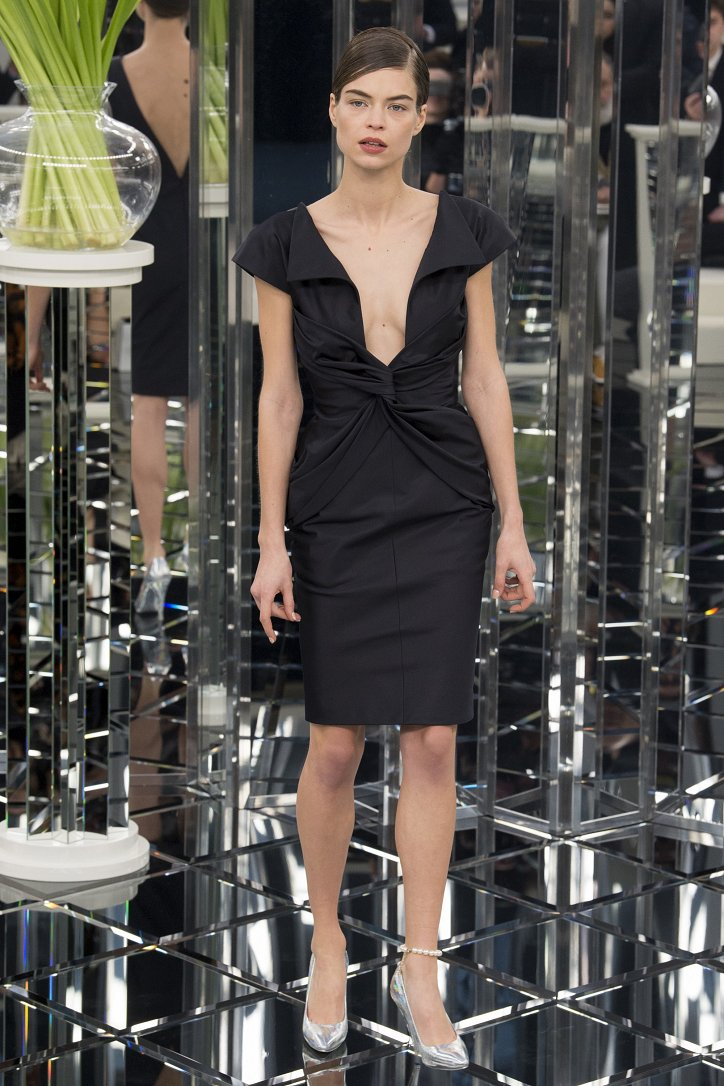Chanel Haute Couture весна 2017 фото №30