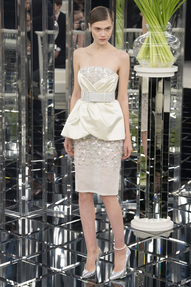 Chanel Haute Couture весна 2017 фото №31