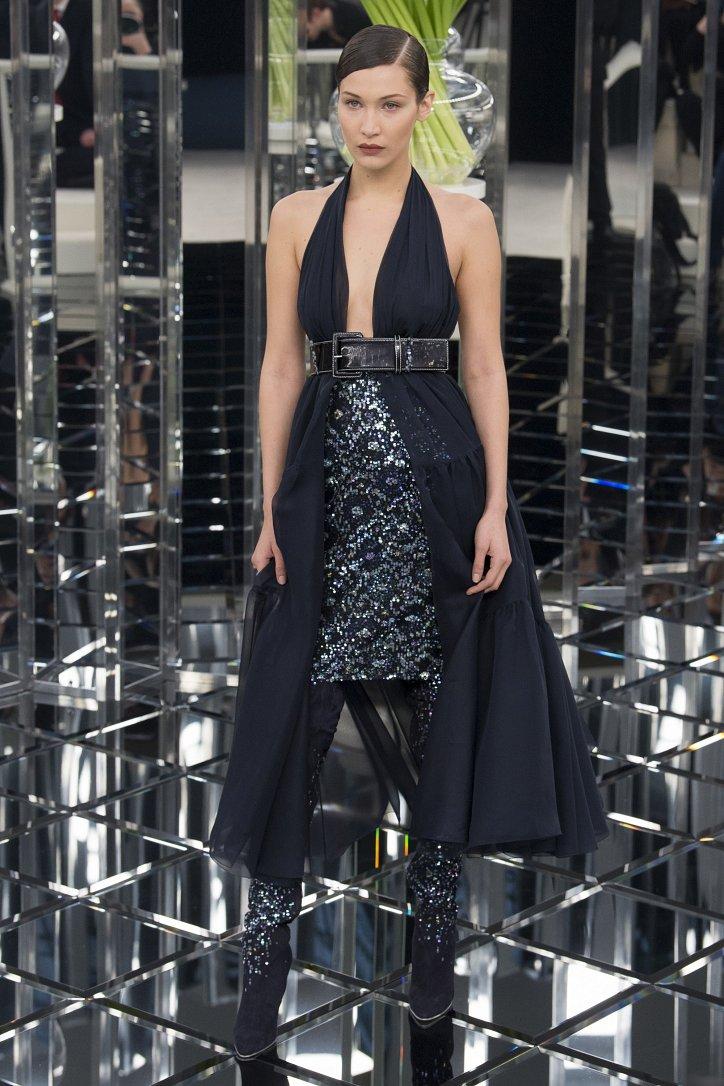 Chanel Haute Couture весна 2017 фото №37
