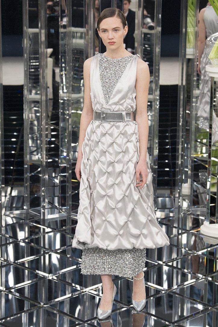Chanel Haute Couture весна 2017 фото №39