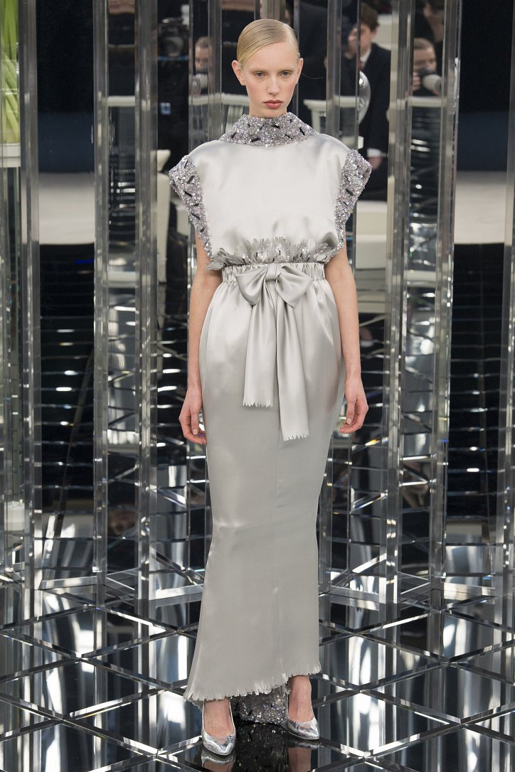 Chanel Haute Couture весна 2017 фото №41