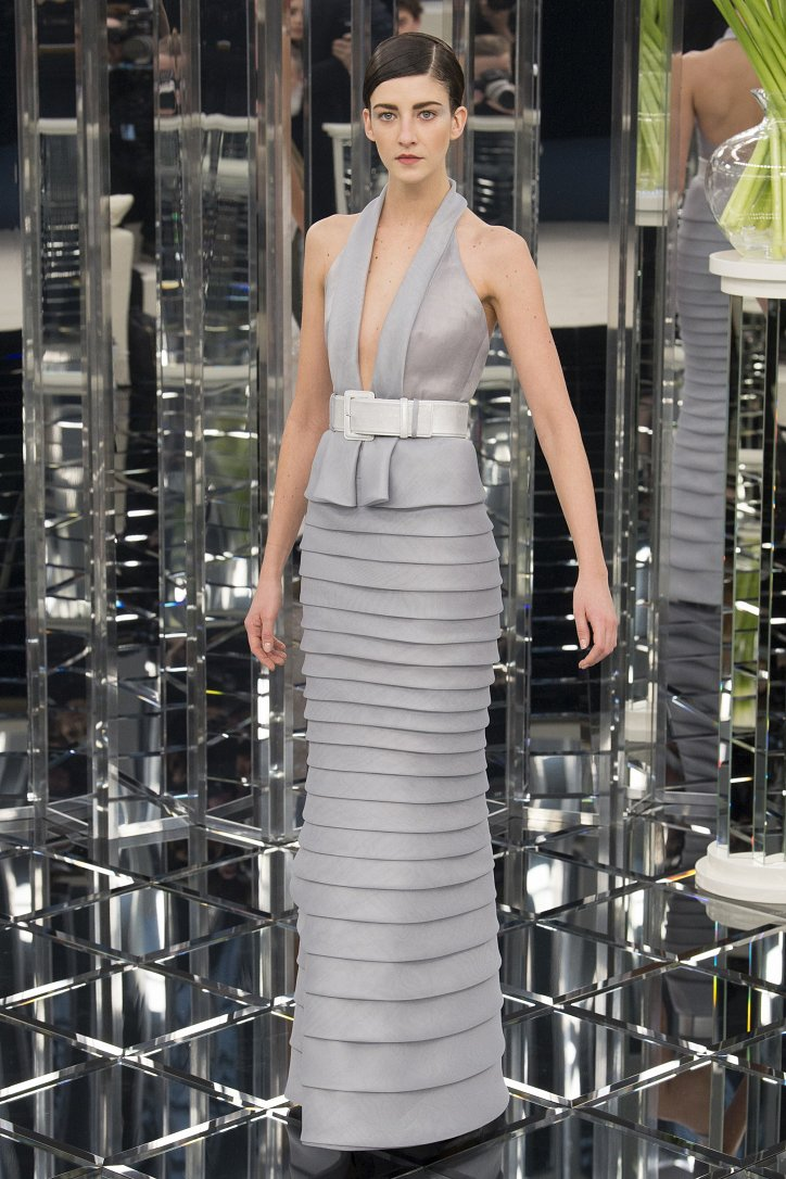 Chanel Haute Couture весна 2017 фото №43