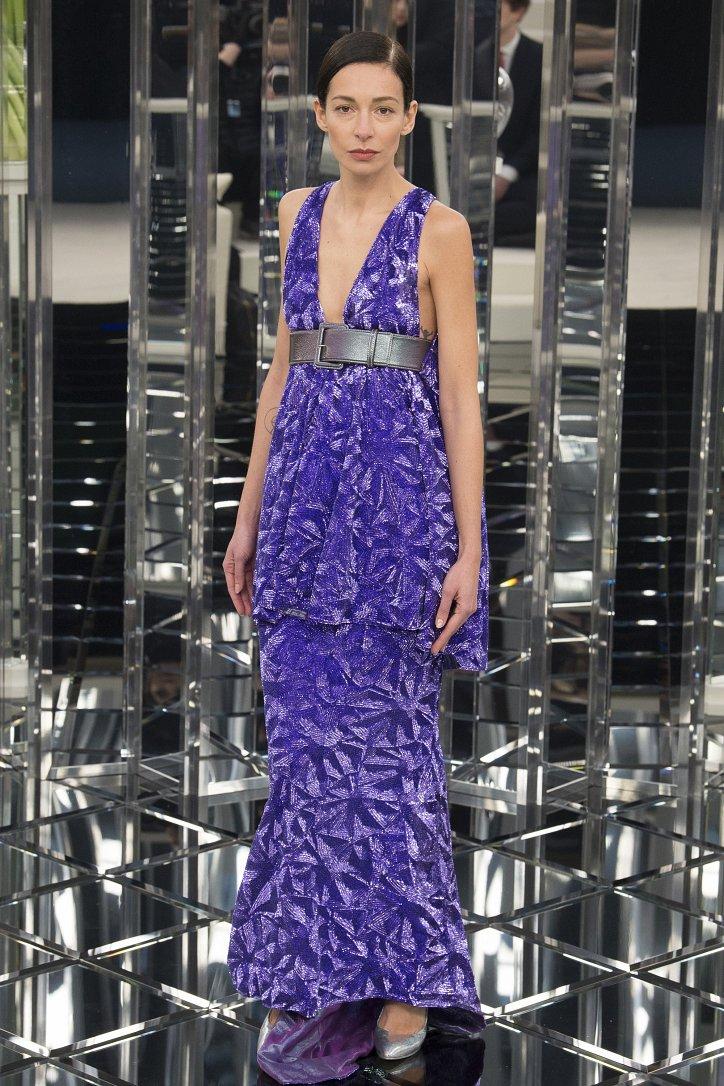 Chanel Haute Couture весна 2017 фото №48