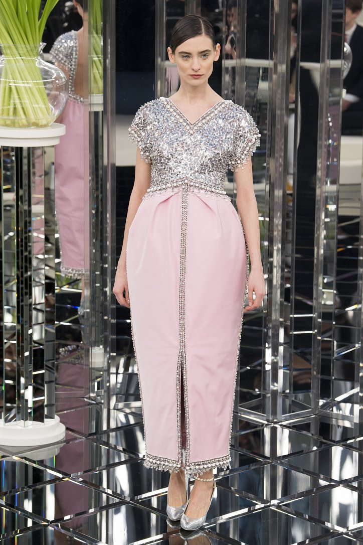 Chanel Haute Couture весна 2017 фото №52