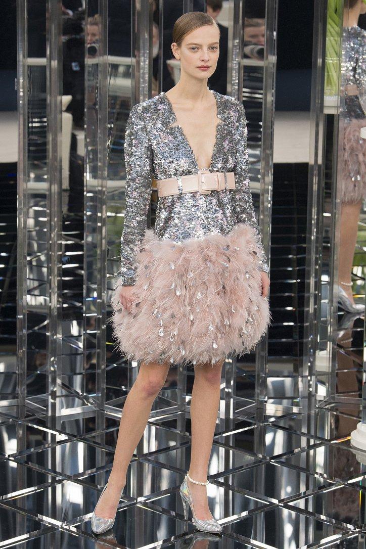 Chanel Haute Couture весна 2017 фото №53