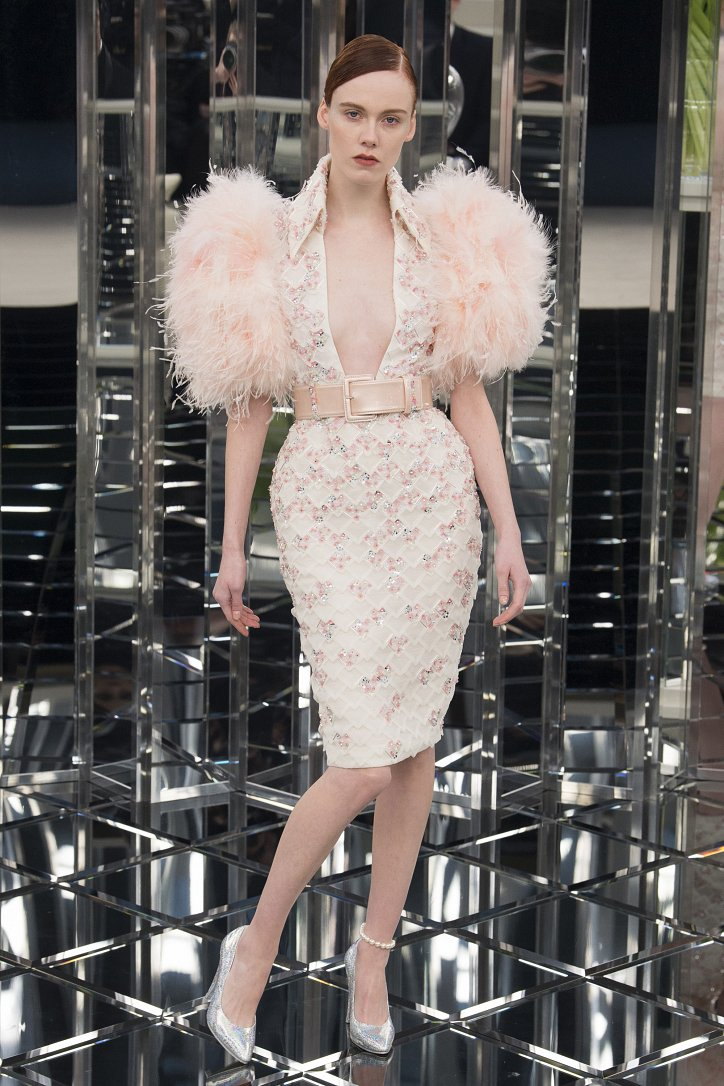Chanel Haute Couture весна 2017 фото №54