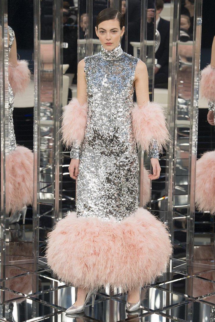 Chanel Haute Couture весна 2017 фото №64