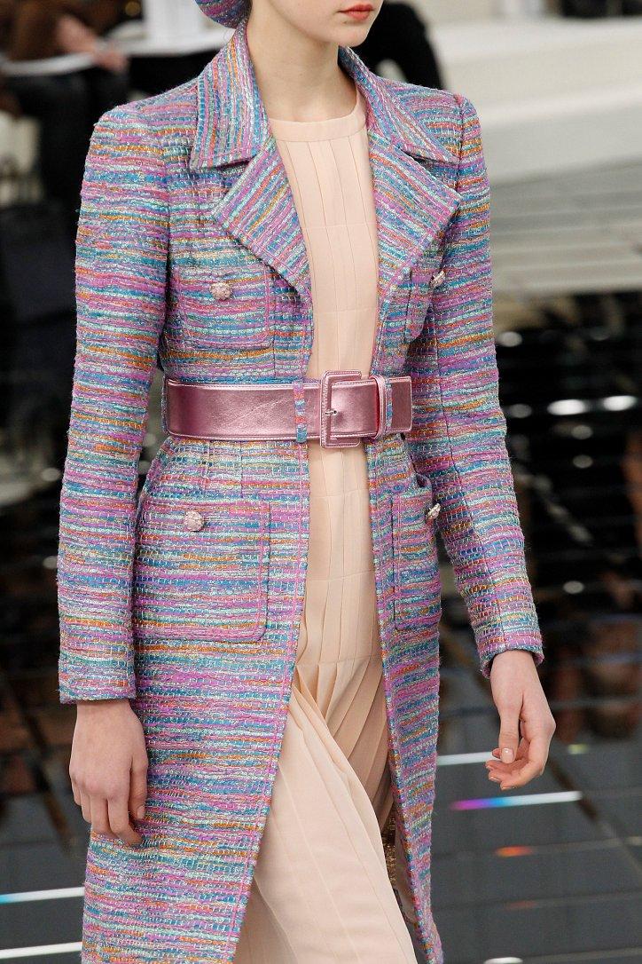 Chanel Haute Couture весна 2017 фото №68