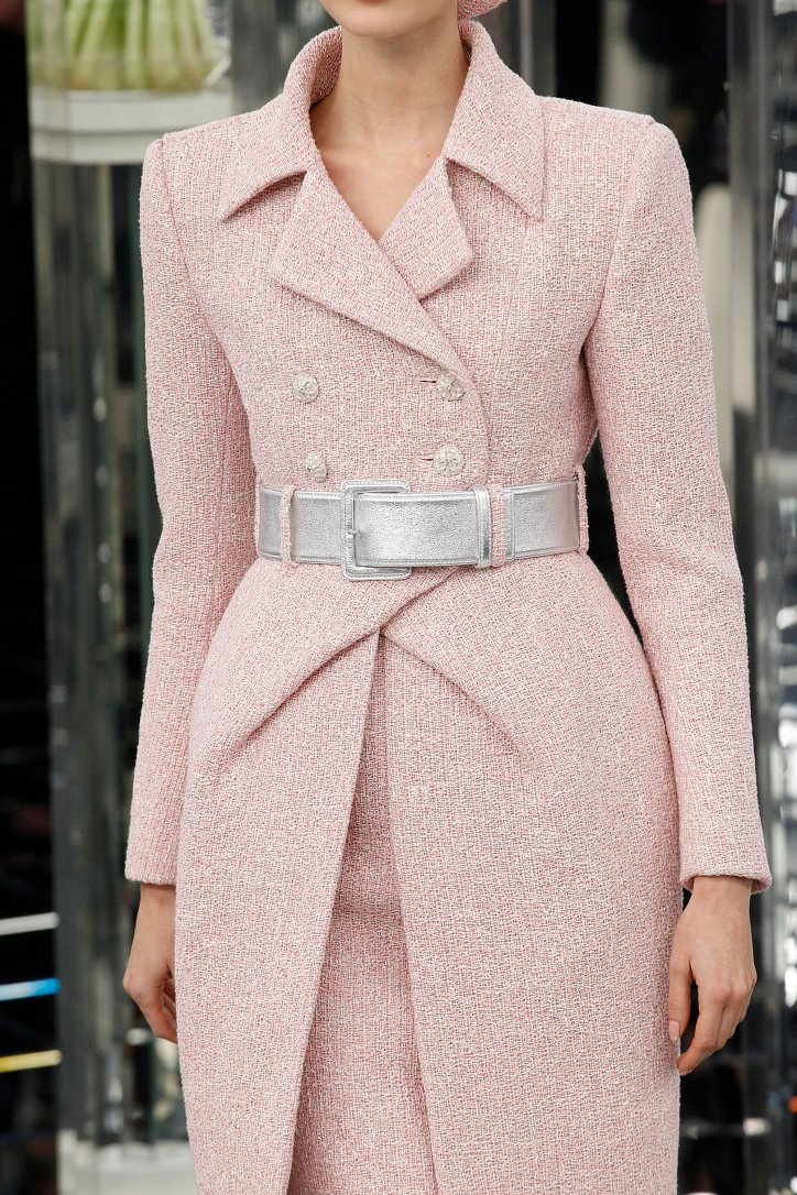 Chanel Haute Couture весна 2017 фото №69