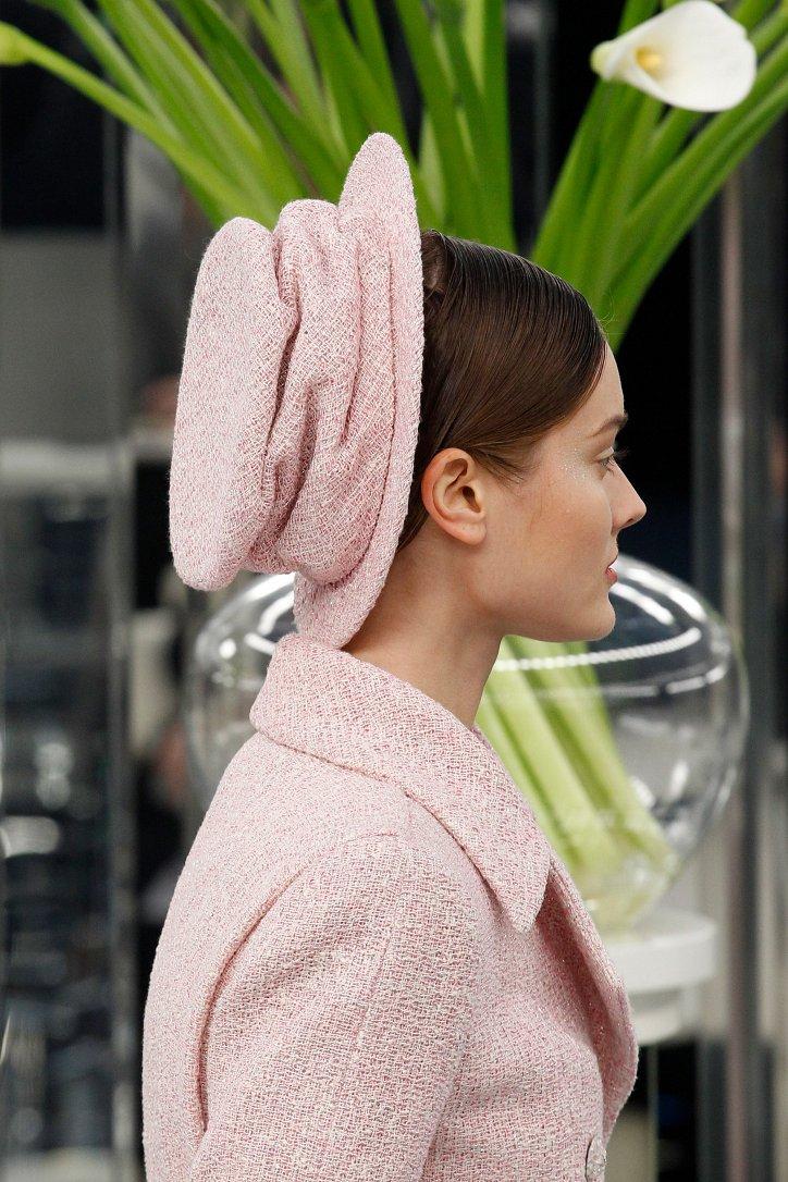 Chanel Haute Couture весна 2017 фото №70