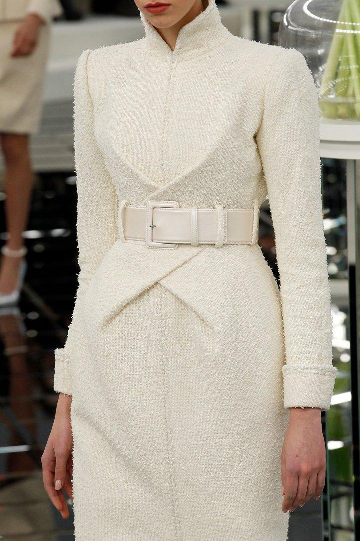 Chanel Haute Couture весна 2017 фото №74