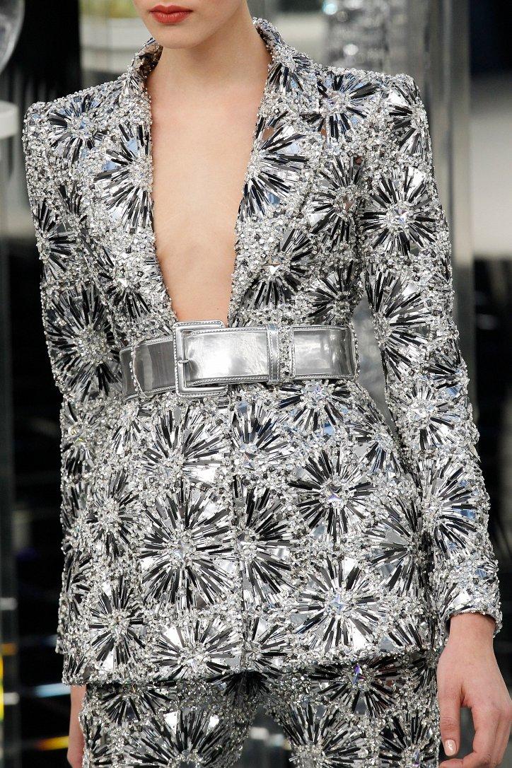 Chanel Haute Couture весна 2017 фото №77