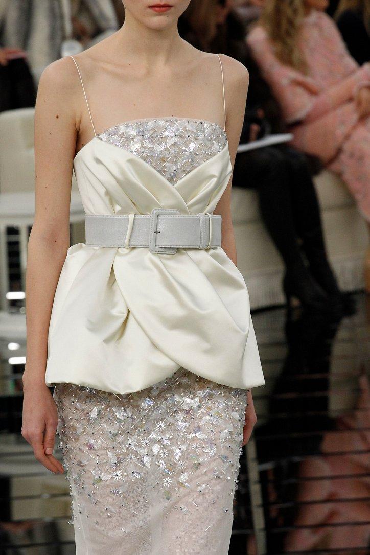 Chanel Haute Couture весна 2017 фото №79