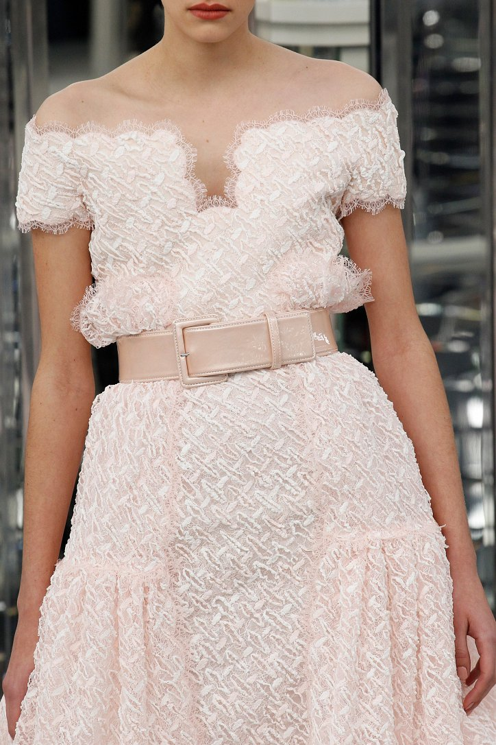 Chanel Haute Couture весна 2017 фото №82