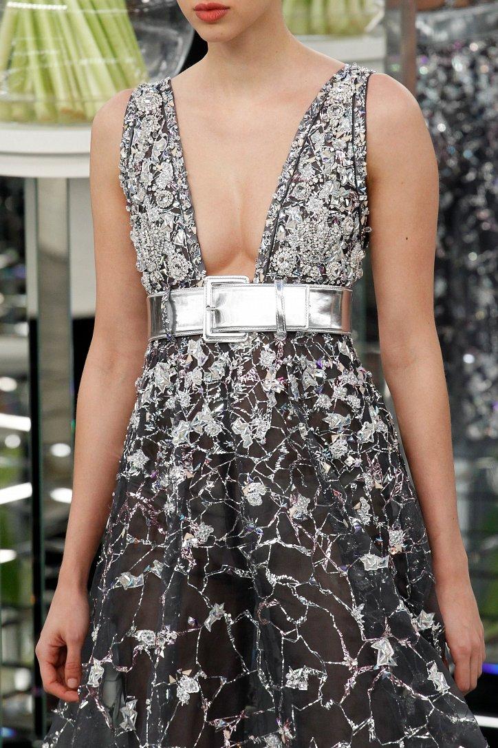 Chanel Haute Couture весна 2017 фото №83