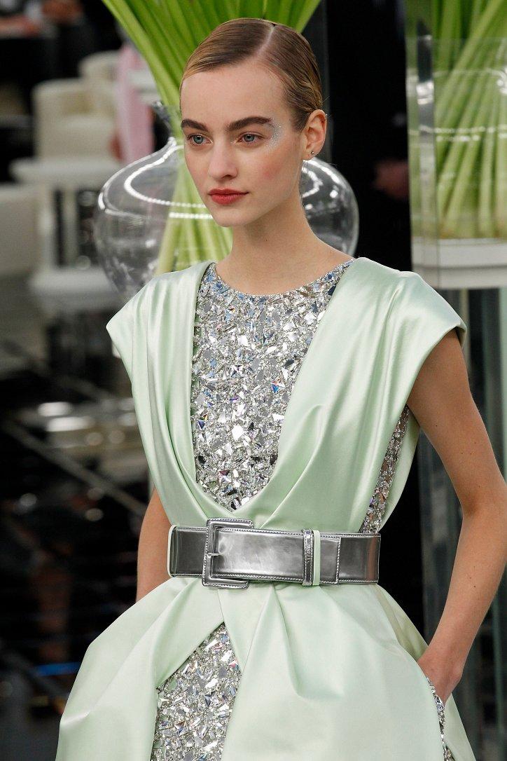 Chanel Haute Couture весна 2017 фото №86