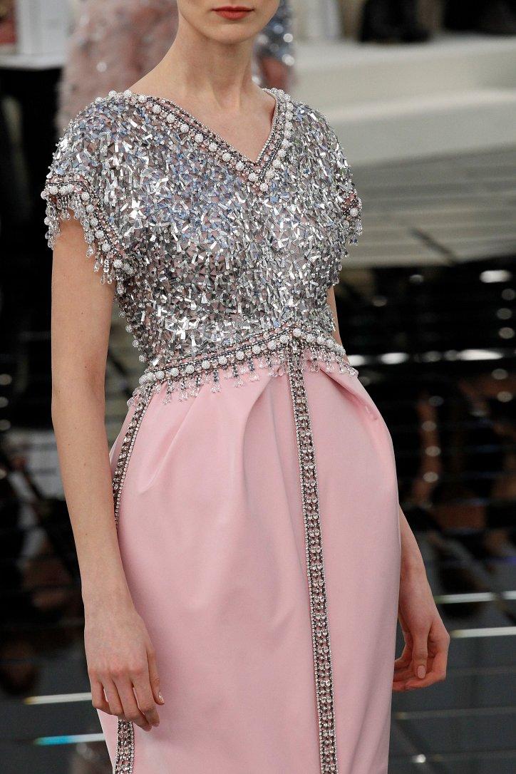Chanel Haute Couture весна 2017 фото №87