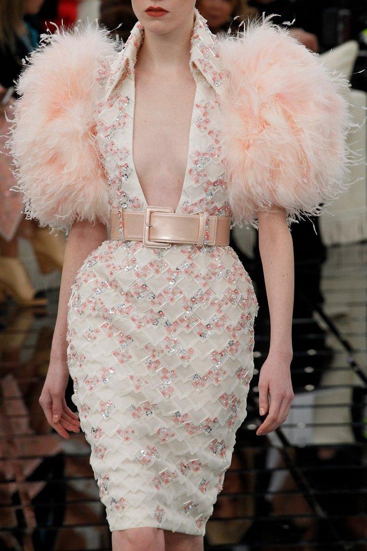 Chanel Haute Couture весна 2017 фото №88
