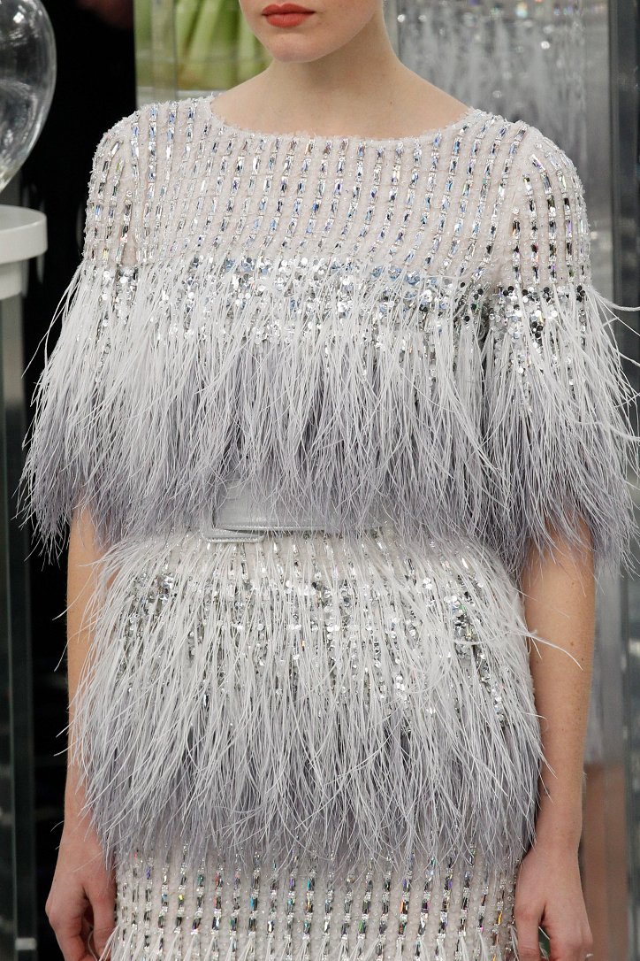 Chanel Haute Couture весна 2017 фото №89