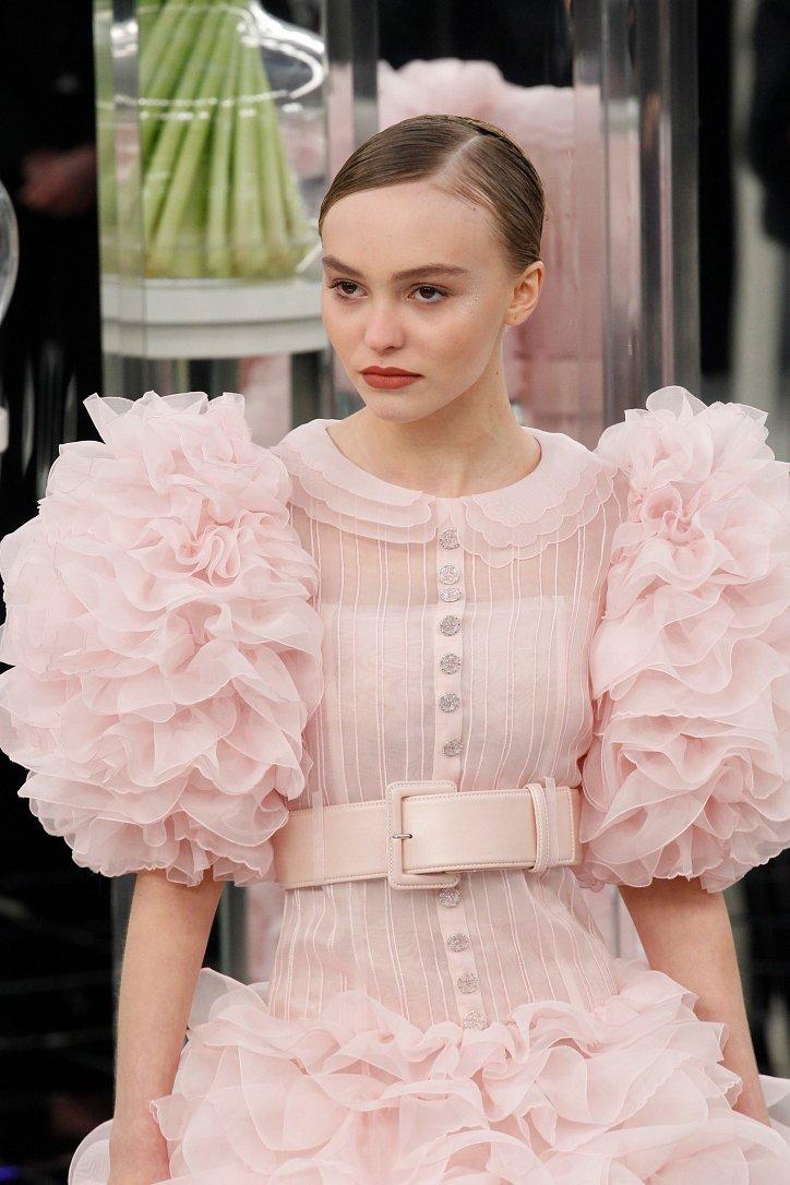 Chanel Haute Couture весна 2017 фото №91