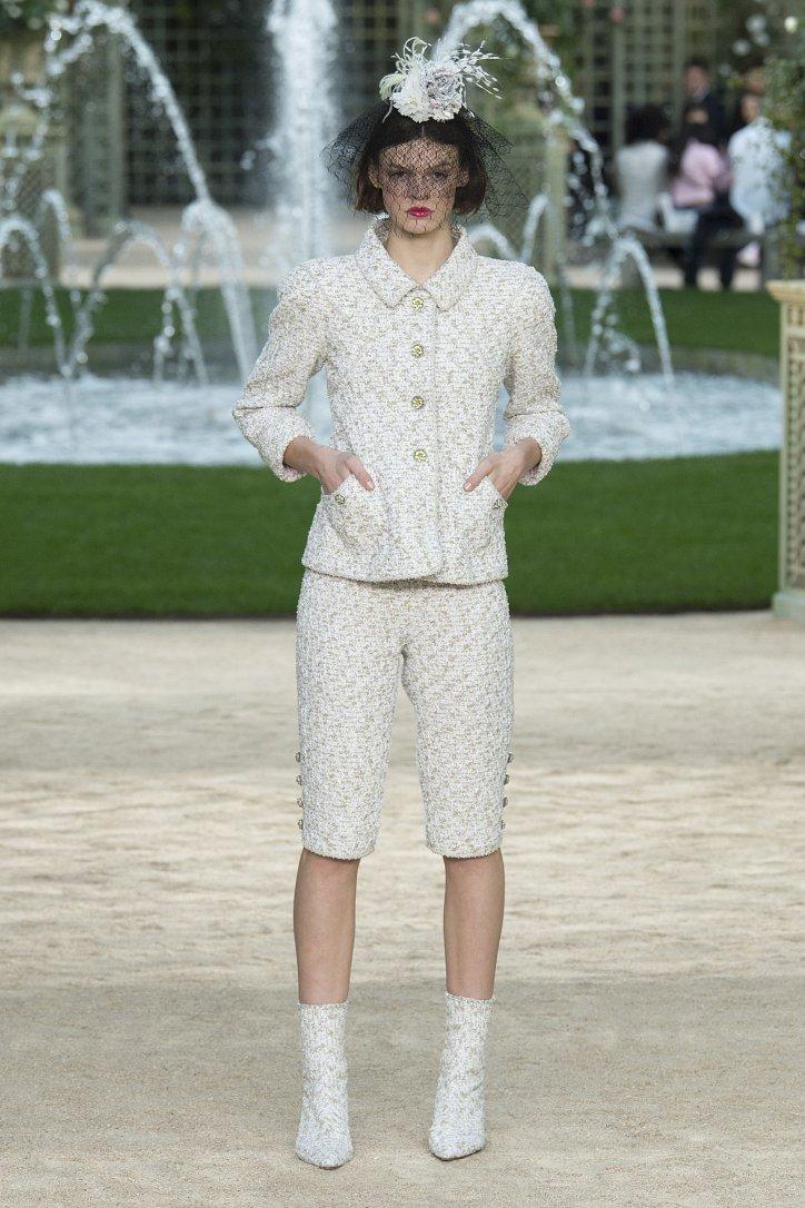 Коллекция Chanel Haute Couture весна-лето 2018 фото №28