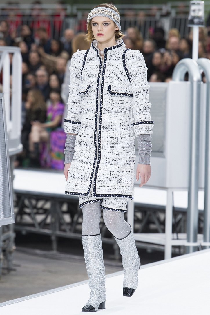 Chanel осень-зима 2017-2018