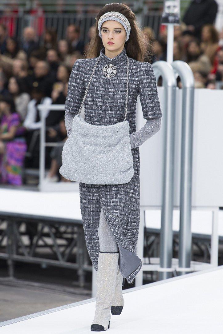 Chanel осень-зима 2017-2018 фото №4