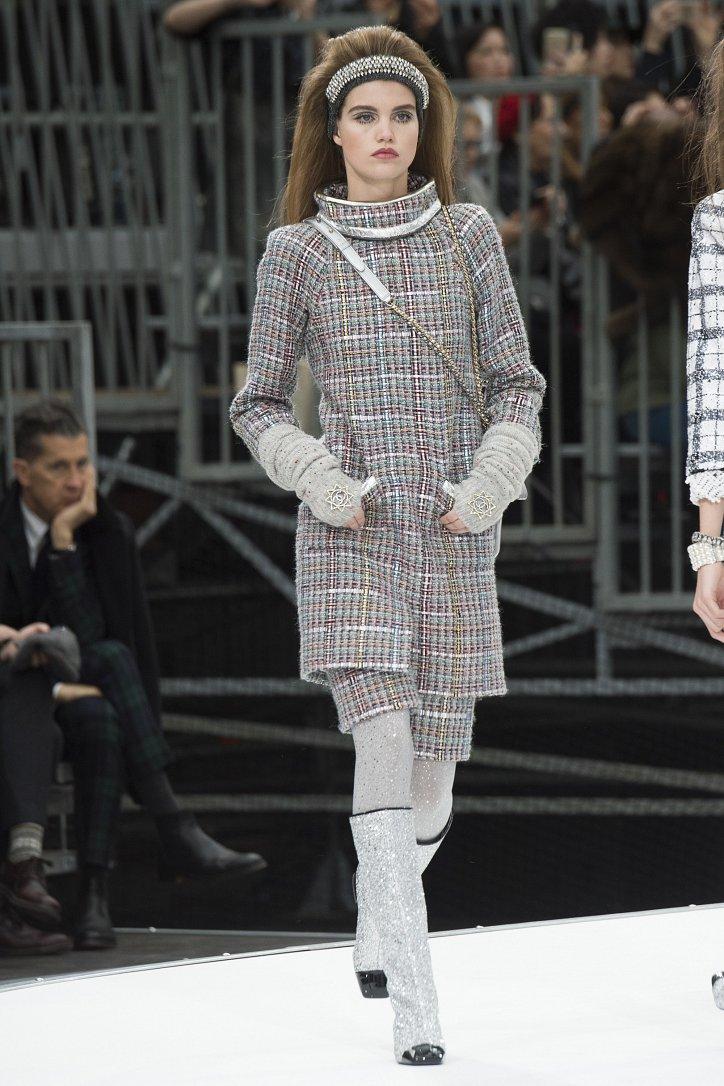 Chanel осень-зима 2017-2018 фото №6
