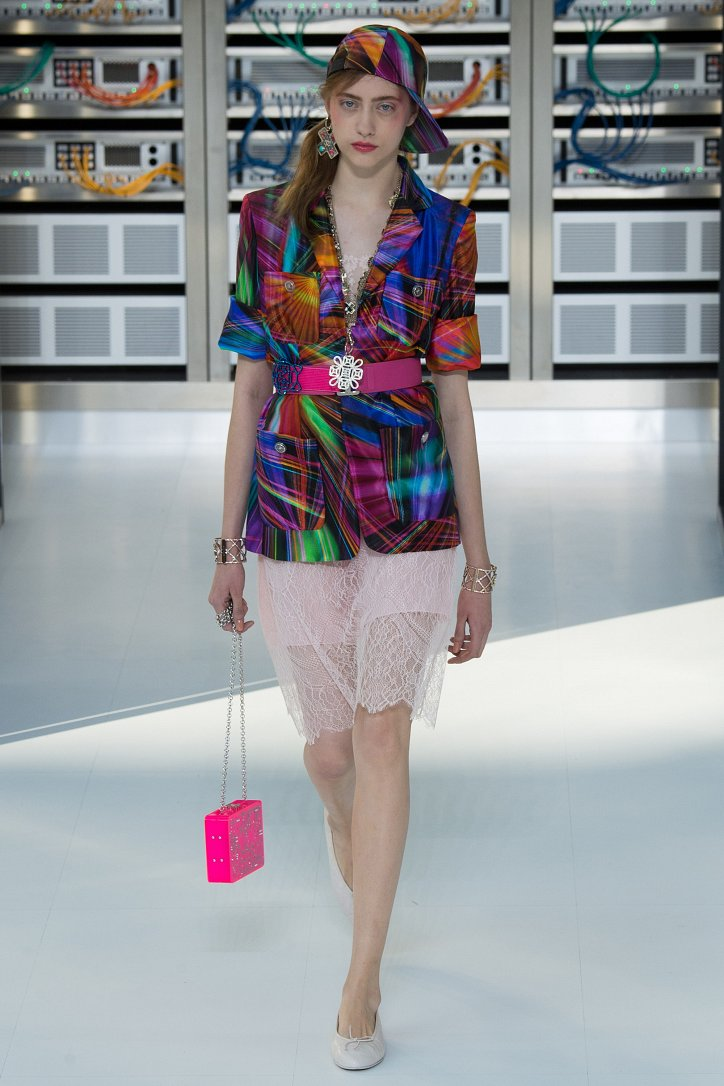 Chanel весна-лето 2017 фото №42