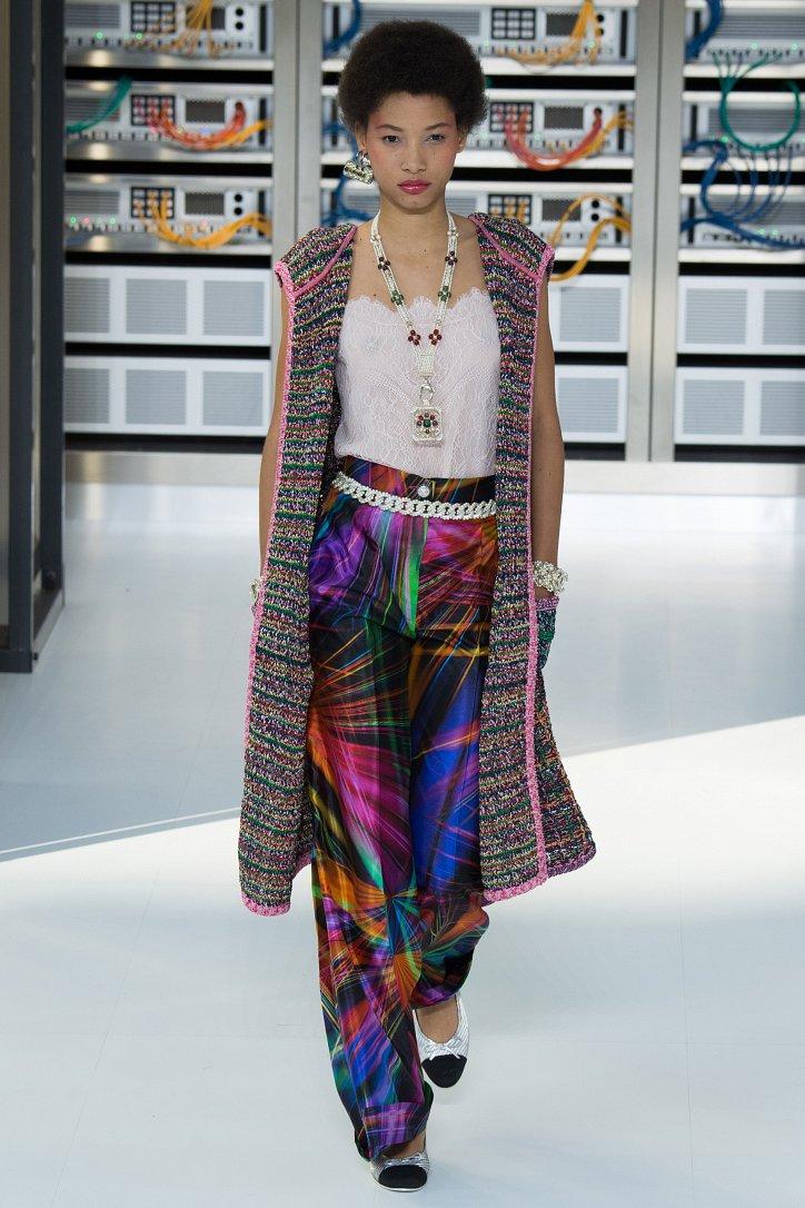 Chanel весна-лето 2017 фото №50